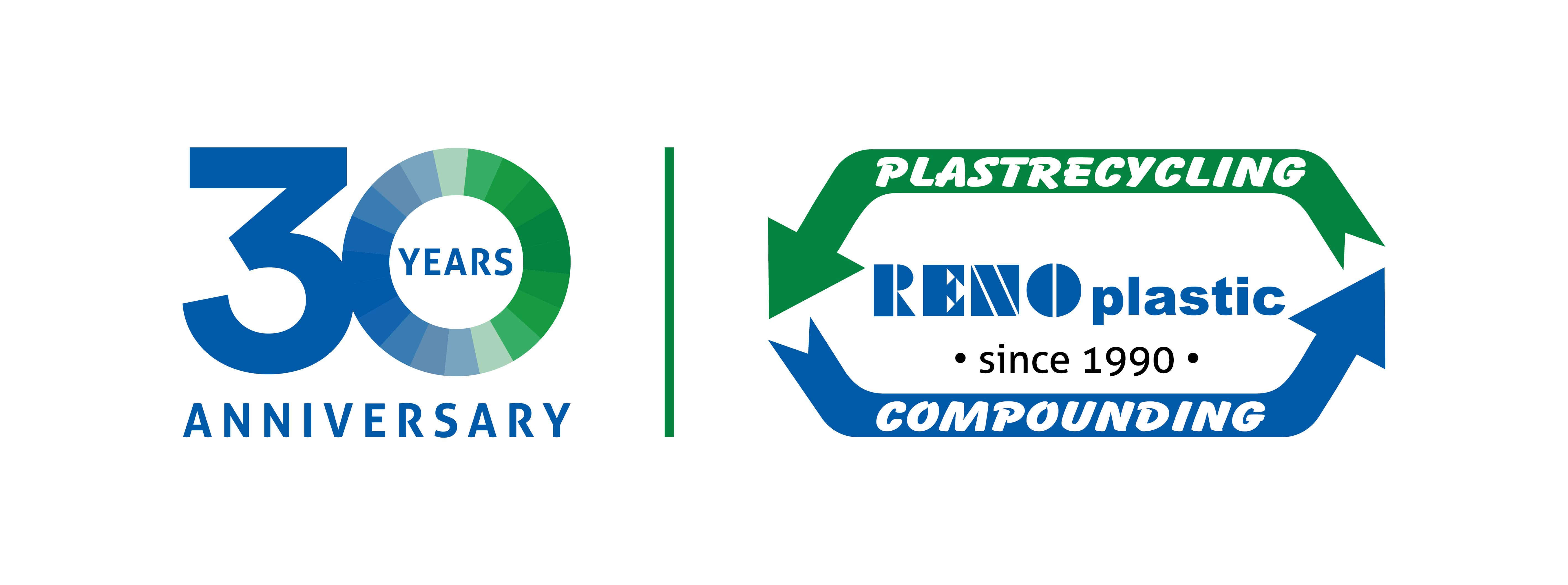 30 years - anniversary - logo